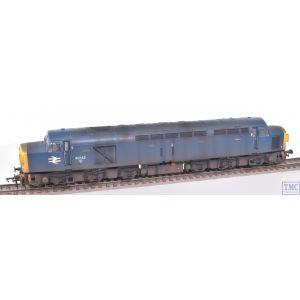 32-486 Bachmann OO Gauge Class 40 40142 BR Blue (Split Headcode) with Deluxe Weathering by TMC