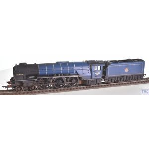 32-561 Bachmann OO Gauge Class A1 60122 'Curlew' BR Express Blue Early Emblem Riveted Tender