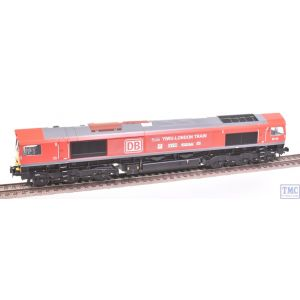32-738Z Bachmann OO Gauge Class 66 66136 YIWU-LONDON DB Livery *TMC Limited Edition* with End Logo Detail