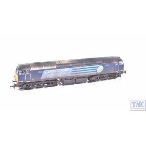 32-754ASF Bachmann OO Scale Class 57/0 57009 DRS Compass (Original)
