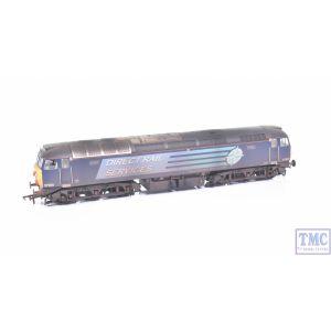 32-754A Bachmann OO Scale Class 57/0 57009 DRS Compass (Original)