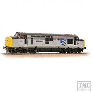 32-778RJ Bachmann OO Gauge Class Class 37/0 37275 'Stainless Pioneer' BR Railfreight Metals Sector