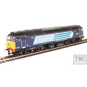32-815RJ Bachmann OO Gauge Class 47 47805 John Scott DRS Compass livery