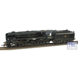 32-859Z Bachmann OO Gauge 9F 2-10-0 No. 92000 BR Black L/Crest *TMC Exclusive* Real Coal & Weathered by TMC