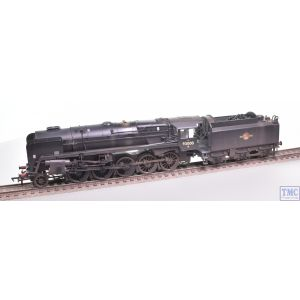 32-859Z Bachmann OO Gauge 9F 2-10-0 no.92000 BR Black L/Crest Real Coal Crew Parts Pack & Custom Deluxe Weathered by TMC