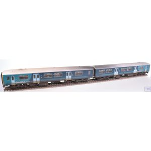 32-939DS Bachmann OO Gauge Class 150/2 2-Car DMU 150236 Arriva Trains Wales (Revised) - Sound Fitted - Includes Passenger Figures