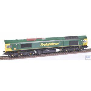 32-975 Bachmann OO Gauge Class 66/9 66952 Freightliner Green (Pre-owned)