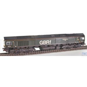 32-983 Bachmann OO Gauge Class 66/7 66779 'Evening Star' GBRf Brunswick Green