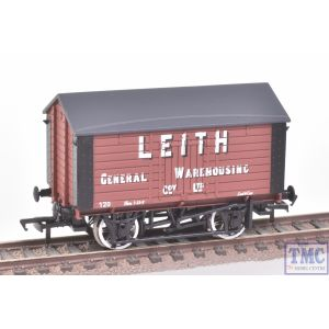 37-425B Bachmann OO Gauge 16T Steel Slope-Sided Mineral Wagon BR Grey (Early) - Weathered