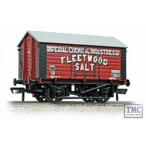 33-179A Bachmann OO Gauge 10T Salt Wagon ICI Fleetwood Salt no.12