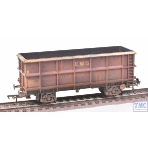 33-438 Bachmann OO Gauge SSA Scrap Wagon EWS Weathered by TMC