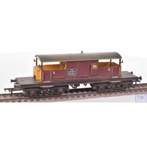 33-832 Bachmann OO Gauge 25 Ton Queen Mary Brake Van EWS