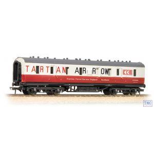 34-331 Bachmann OO Gauge 50ft. Ex-LMS PIII BG Van Tartan Arrow