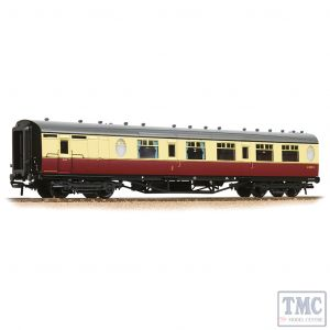 34-436 Bachmann OO Gauge LNER Thompson Brake Composite Corridor BR Crimson & Cream