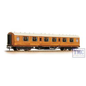 34-486 Bachmann OO Gauge LNER Thompson First Corridor BR Crimson & Cream