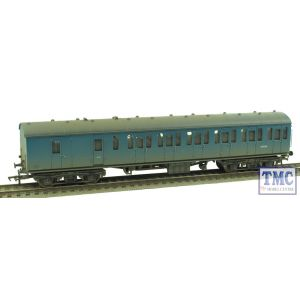 34-632 Bachmann OO Gauge BR Mk1 Suburban Second Brake Coach Blue Weathered by TMC