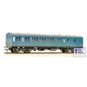 34-633 Bachmann OO Gauge BR Mk1 Suburban Second Brake Blue Weathered