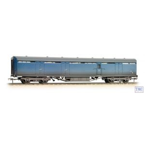 34-652B Bachmann OO Gauge 63ft Thompson BG Full Brake BR Blue Weathered