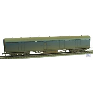 34-652B Bachmann OO/HO Scale 63ft Thompson BG Full Brake BR Blue Weathered by TMC