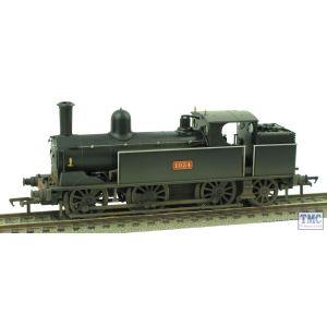 35-050 Bachmann OO Gauge LNWR Webb Coal Tank 1054 LNWR Plain Black Fitted Plates