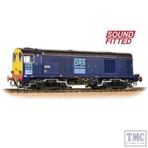 35-125SF Branchline OO Gauge Class 20/3 20306 DRS Blue