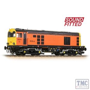 35-126ASF Bachmann OO Gauge Class 20/3 20314 Harry Needle Railroad Company