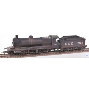 35-175 Bachmann OO Gauge ROD 2-8-0 1918 Railway Operating Division Black