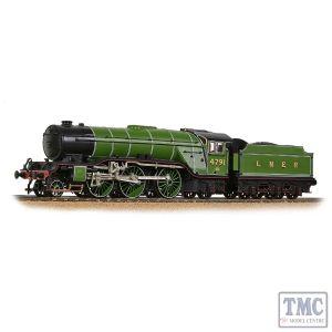 35-200 Bachmann OO Gauge LNER V2 4791 LNER Lined Green (Original)
