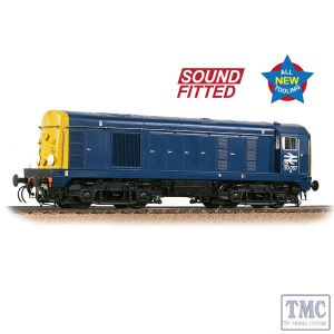 35-355SF Branchline OO Gauge Class 20/0 Disc Headcode 20057 BR Blue