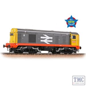 35-357 Branchline OO Gauge Class 20/0 Headcode Box 20227 BR Railfreight (Red Stripe)