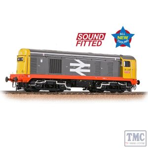 35-357SF Branchline OO Gauge Class 20/0 Headcode Box 20227 BR Railfreight (Red Stripe)