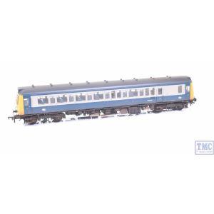 35-526SF Branchline OO Gauge Class 121 Single-Car DMU BR Blue & Grey