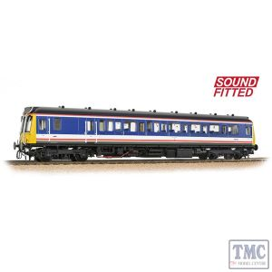 35-527SF Branchline OO Gauge Class 121 Single-Car DMU BR Network SouthEast (Revised)