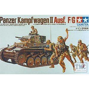 35009 Tamiya 1:35 Scale German Panzerkampfwagen II