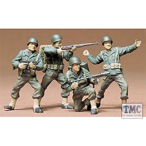 35013 Tamiya 1:35 Scale U.S. Army Infantry