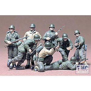 35048 Tamiya 1:35 Scale U.S.Infantry Eur.Theater