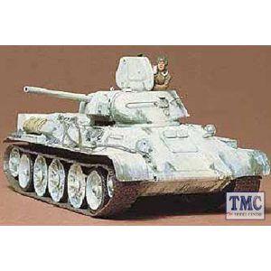 35049 Tamiya 1:35 Scale Russian Tank T34/76 1942 Production Model LTD