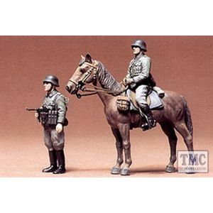 35053 Tamiya 1:35 Scale GERMAN MOUNTED INFANTRY LTD