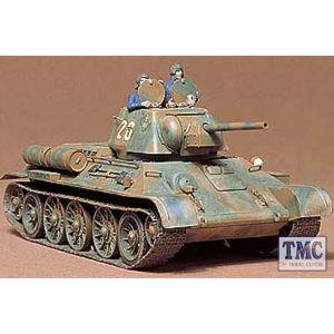 35059 Tamiya 1:35 Scale T34/76 1943 RUSSIAN TANK