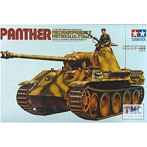 35065 Tamiya 1:35 Scale German Panther Med. Tank