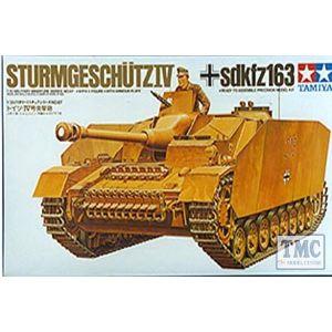 35087 Tamiya 1:35 Scale German Sturmgeschutz IV