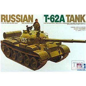 35108 Tamiya 1:35 Scale Russian T - 62A Tank