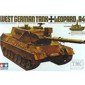 35112 Tamiya 1:35 Scale West German Leopard A4