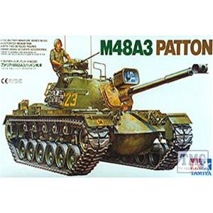 35120 Tamiya 1:35 Scale U.S. M48A3 Patton