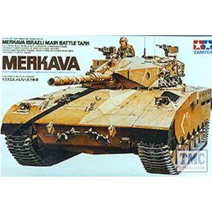 35127 Tamiya 1:35 Scale Israel Merkava MBT