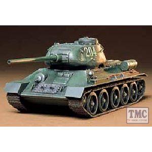 35138 Tamiya 1:35 Scale T34/85 Russian Medium Tank LTD