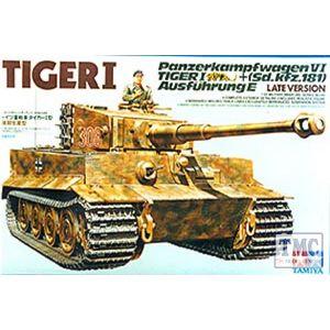 35146 Tamiya 1:35 Scale Tiger I Late Version