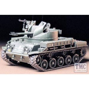 35161 Tamiya 1:35 Scale M42 Duster with 3 Figures