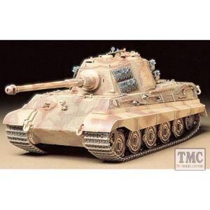 35164 Tamiya 1:35 Scale King Tiger Prod. Turret