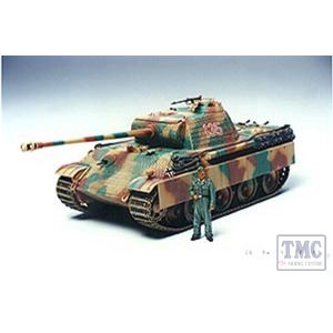 35170 Tamiya 1:35 Scale Panther Type G Early Version